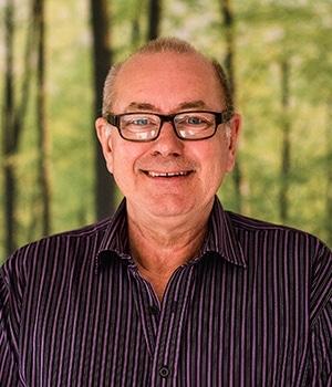 Anaesthetist Terry Skinner