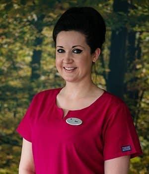Dental Nurse Rebekah Leigh
