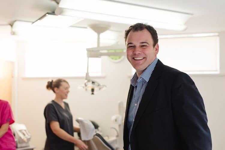 Dentist Mark Durnall