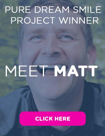 Dream Smile Winner Matt