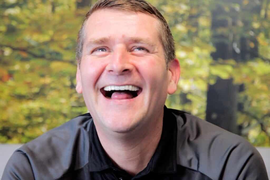 Dream Smile Winner Matt Coates